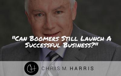 Can Boomers Still Launch A Successful Business?   Entrepreneurship Extends Beyond Millennials