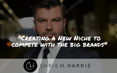 Creating a New Niche to Compete with the Titans of Your Industry | Never Get Discouraged by Big Name Competition