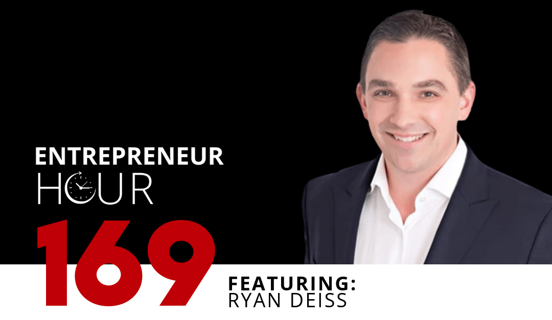How to Sell Information Products on the Internet | Ryan Deiss of Digital Marketer Drops in to Share His Marketing Expertise